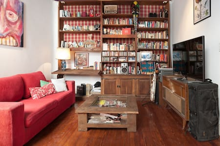 Bright room in beautiful house - Buenos Aires - Wohnung