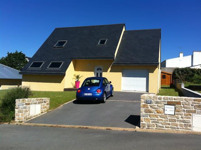 Belle maison individuelle de (PHONE NUMBER HIDDEN) - Plouzané - House