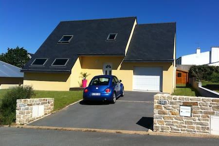 Belle maison individuelle de 2010 - 115m2 - Plouzané - Casa