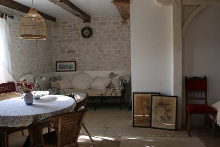 The Happy Hamlet (Chambre #17) - Fauroux - Guesthouse