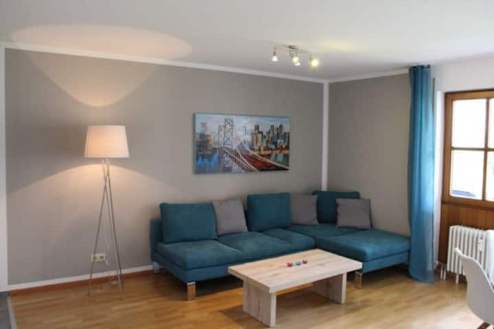 Appartements am Park, (Bad Krozingen), 2-Zimmer-Apartment Komfort-Plus, 56-62qm, max. 3 Personen