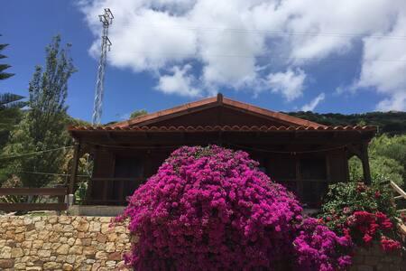 Cabaña de Madera 1 Tarifa, La Peña - Tarifa