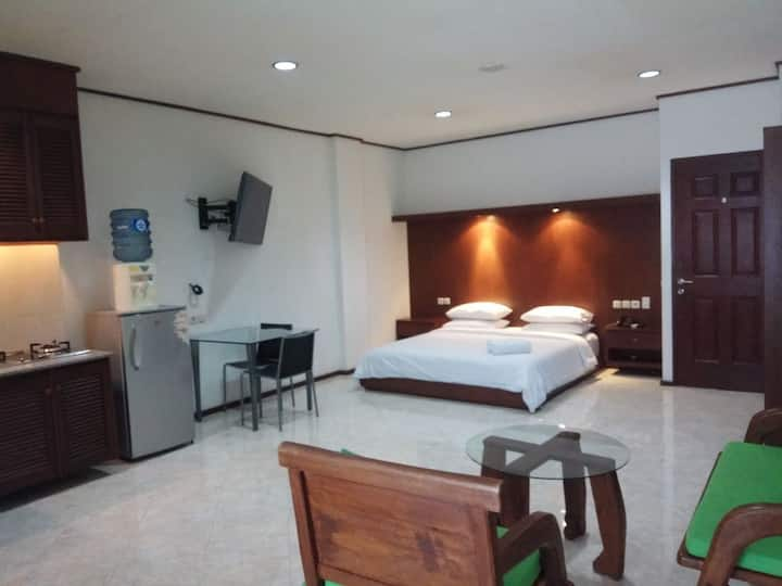 Studio Room APARTMENT GREEN KUTA