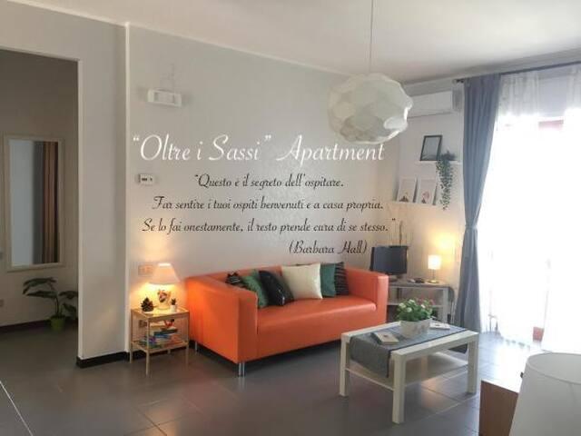 """""""Oltre i Sassi"""" Apartment"""
