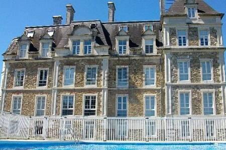 Exceptionnel : appartement dans château