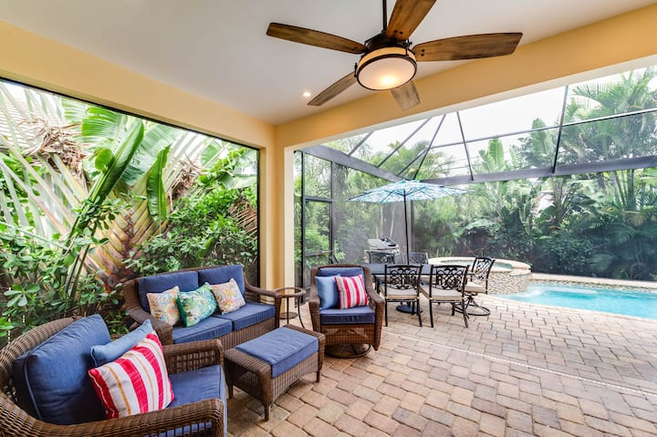 Luxury Vacation Rental w/ home office, pool & spa