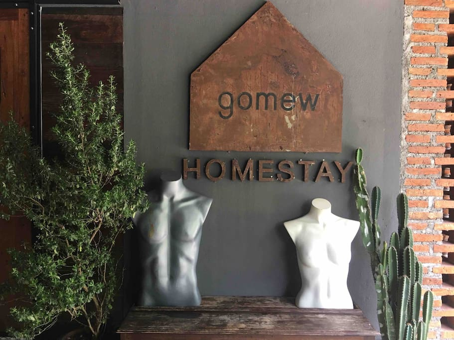Welcome to Gomew Homestay