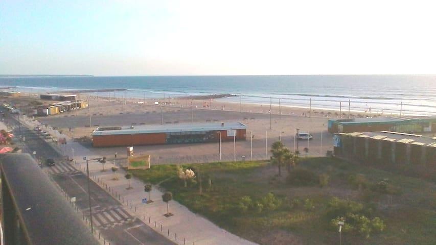 Home sweet home O mar como quintal, maravilha!