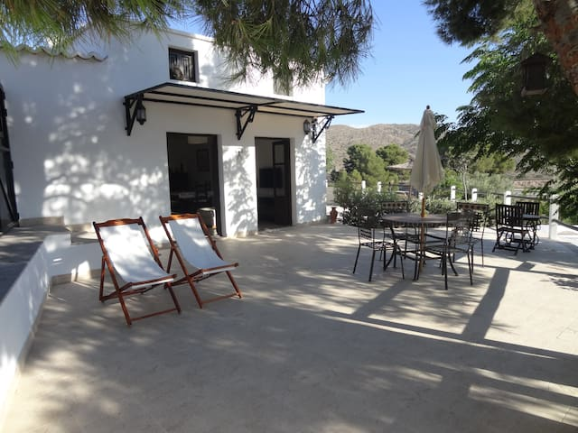 Sorbas Cortijo Chico Holidaysrental