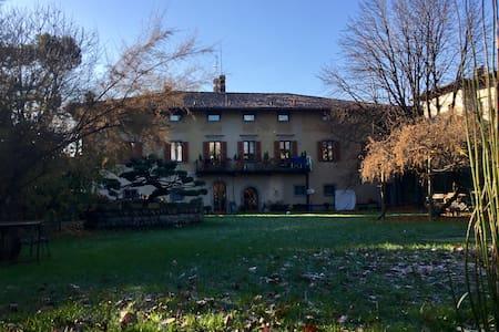Lacasadiscorta M (8 km da Bergamo) - Almè - Lejlighed