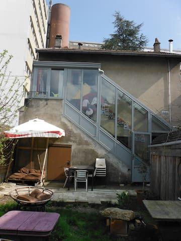 Small house Pépinière close to the center - Nancy - Reihenhaus