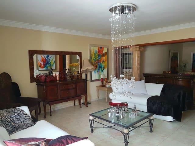 Cosy apartmet in the center of the city - Santo Domingo - Apartment