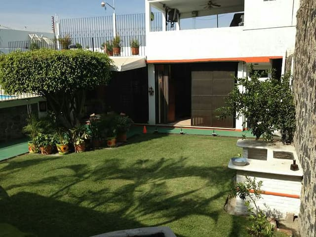 Comfortable bungalow for holidays! - Temixco