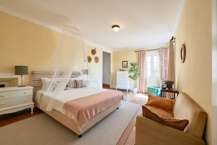 New renovated room | Outeiro Tuias Manor House