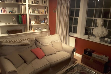 Double room with ensuite bathroom - London - House