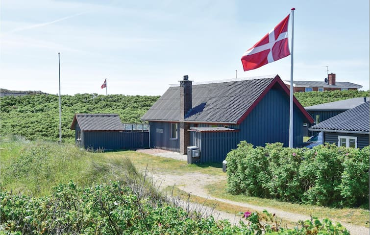 Holiday cottage with 2 bedrooms on 46m² in Ringkøbing