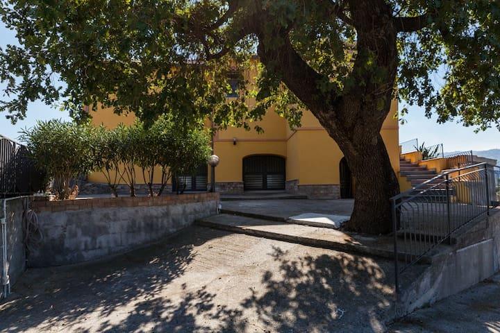 Taormina Sicily relax oasis - Gaggi - Villa