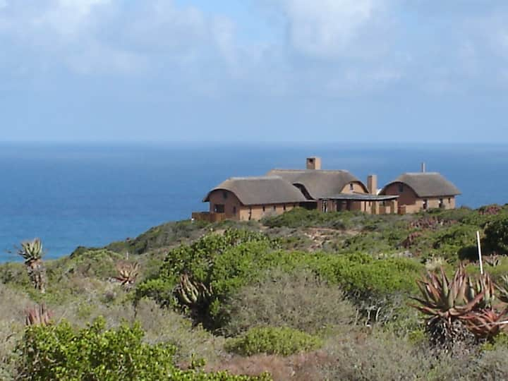 Shell Cottage Springerbaai Eco Estate Boggomsbaai