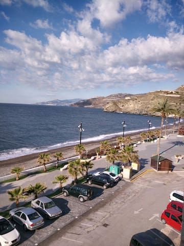 Ático primera linea de playa