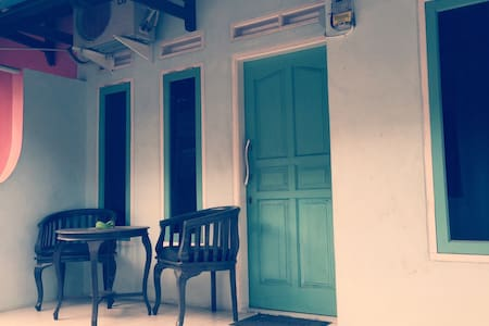Coconut's house Pangandaran