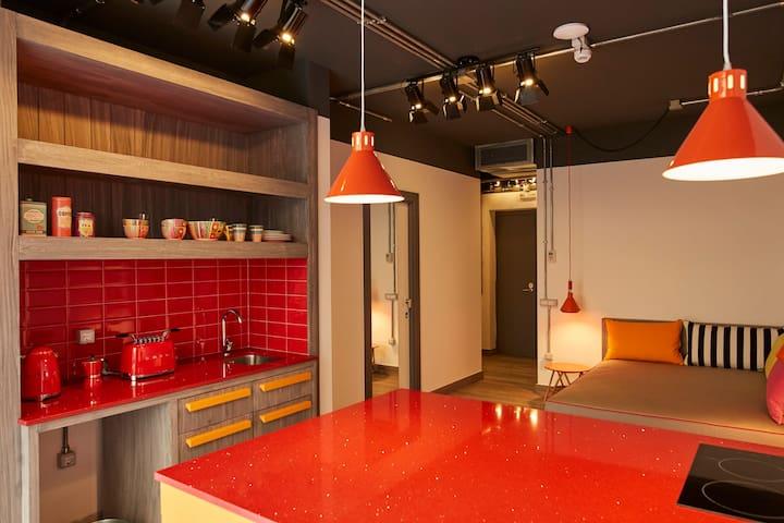 Toledo Loft Apartment