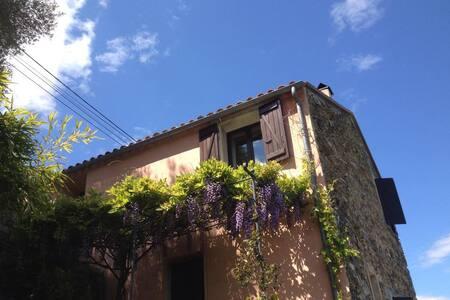 maison de charme centre corse - Poggio-di-Venaco - Casa