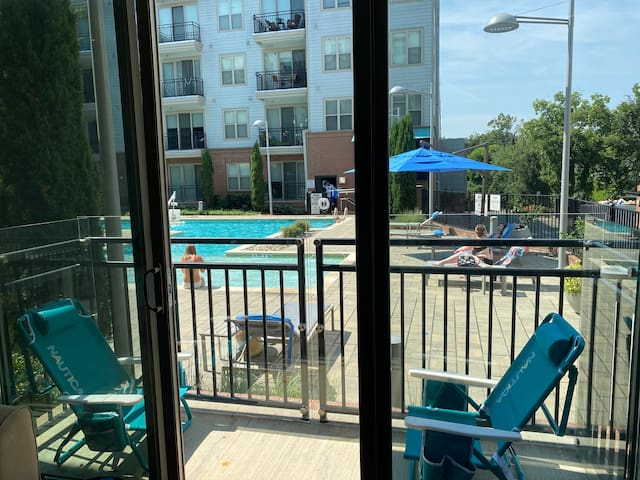 Budget Luxury Living in Downtown Durham