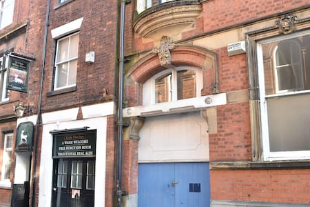 Historic Apartment in the heart of Hull's Old Town - Hull - อพาร์ทเมนท์