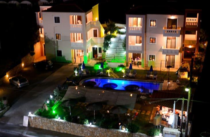 Villa Gereoudis - Kolimvari - Apartmen