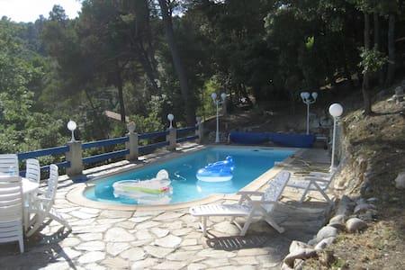 Provence - Villa avec piscine - Pierrevert