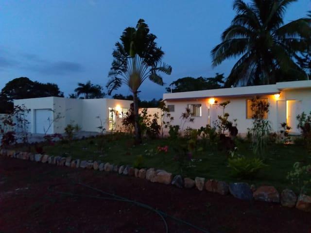 Casa El Jardin De La Ceiba, Las Terrenas