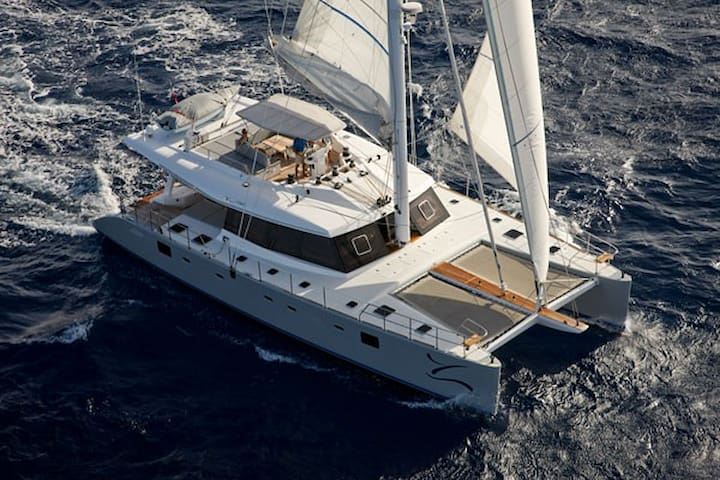 IBIZA/FORMENTERA Luxuary Cat DAILY or weekly sail