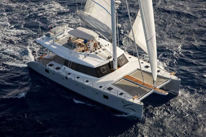 IBIZA/FORMENTERA Luxuary Cat DAILY or weekly sail