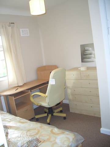 Single room - Uni of Notts & QMC close by