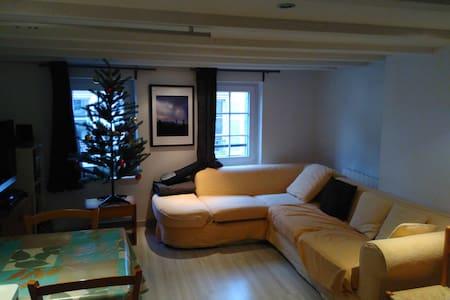Duplex avec canapé de charme, Metz Centre - Metz - Apartment