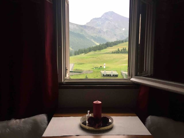 SESTRIERE LOVELY GETAWAY - awesome view, breakfast