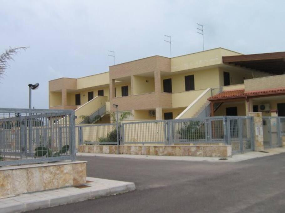 Appartamento in residence di nuova costruzione