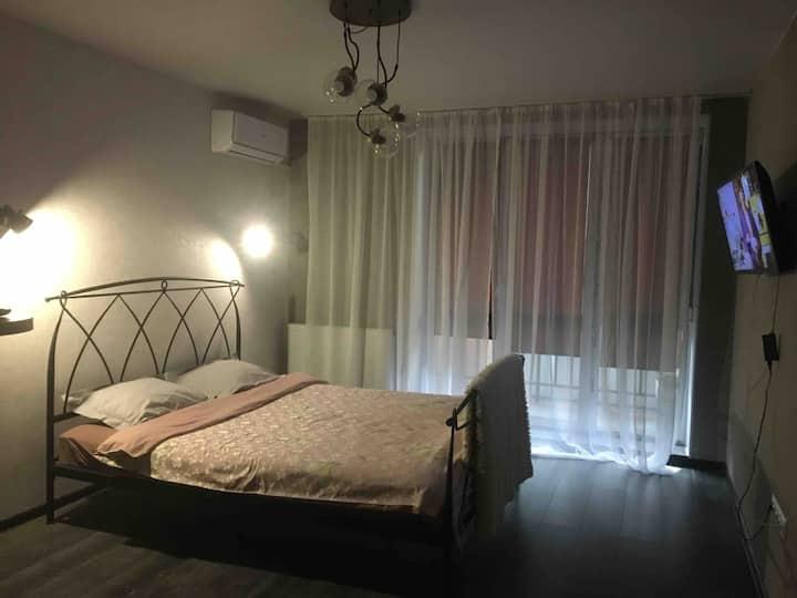 Квартира посуточно в центре Хабаровска