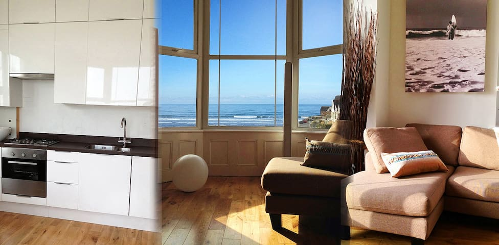 Seablue View - Woolacombe - Apartment
