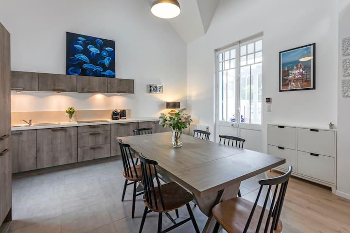Maison de charme et design La BAULE - La Baule-Escoublac