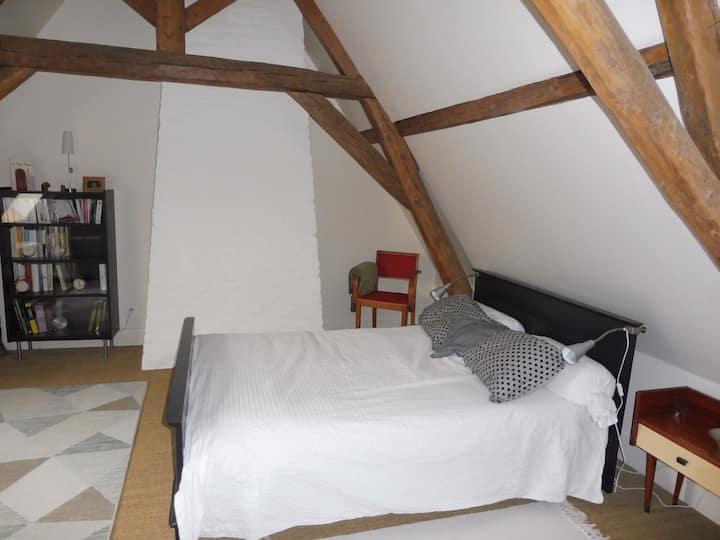 Chambre dans les combles à Saint Omer