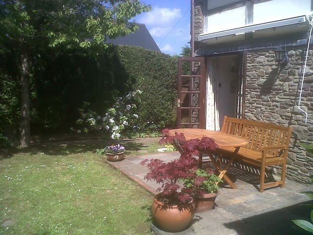 Cottage near Dorstone Village Pub near Hay-on-Wye - 헤이 온 와이 - 단독주택