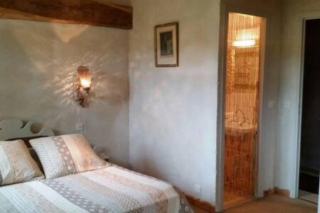 "Manoir du Chêne/ Chambre ""cerf-volant"" - Bayeux"