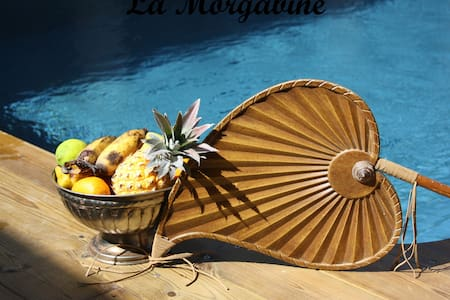 Morgabine Pool & SPA Self Catering Guest House - Saint-Pierre
