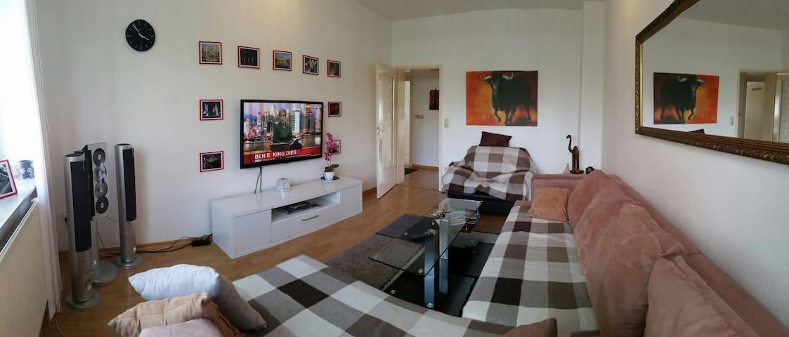 2 Zimmer Apartment im ZENTRUM, WLAN - Hanover - Apartment
