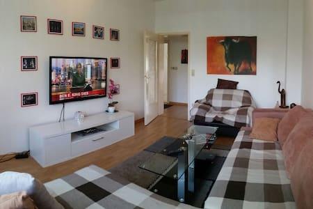2 Zimmer Apartment im ZENTRUM, WLAN - Hannover - Appartamento