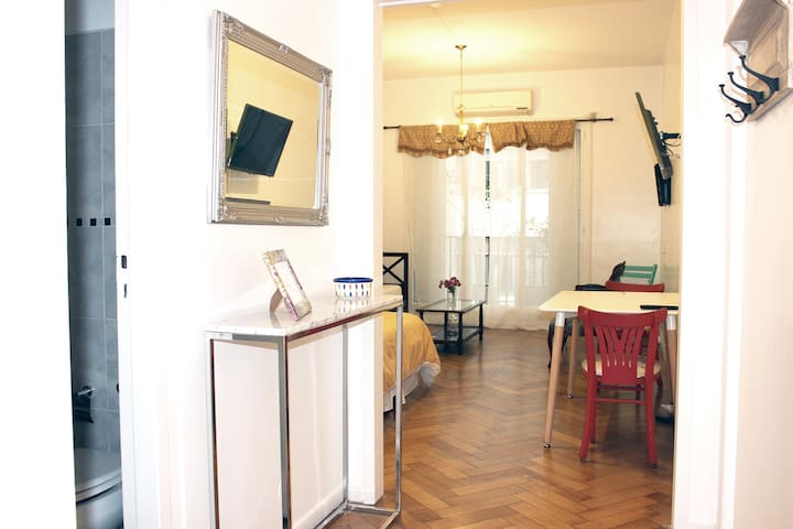 Excellent Luxury Studio- Recoleta