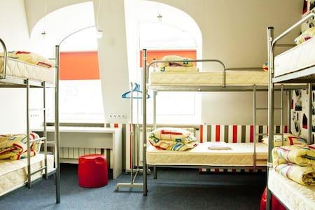 Hostel ZigZag in the center of Kiev - Kiev - Bed & Breakfast