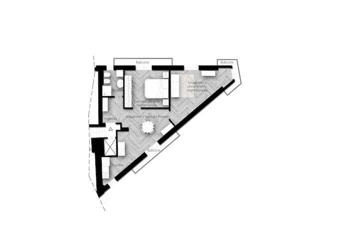 grazioso appartamento in AIDONE - aidone - Lägenhet