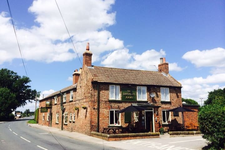 The Drovers Arms Restaurant & Country Pub